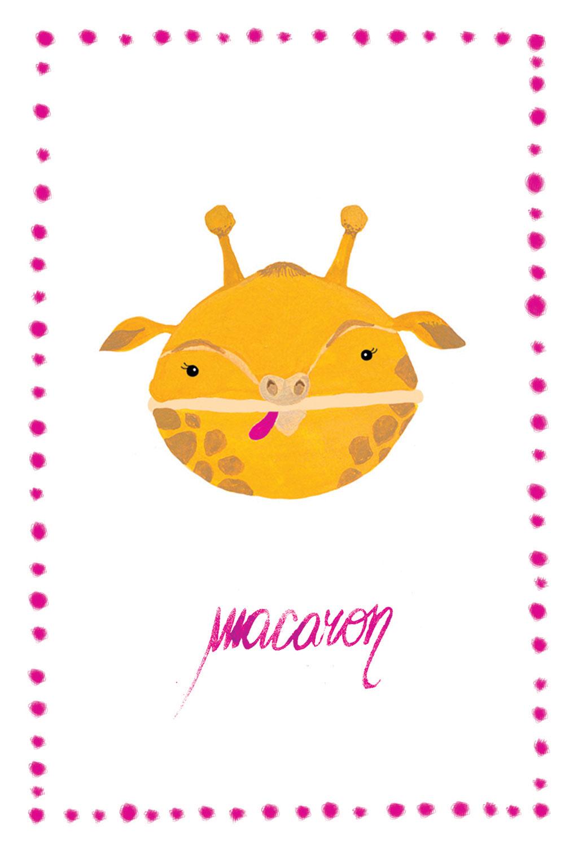 macaron_giraffa