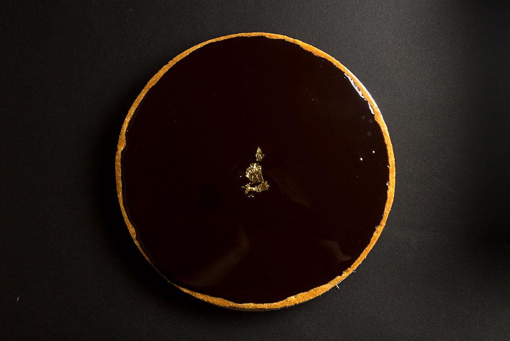 tarte cicolat